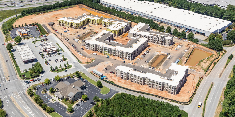 Energy-Efficient, New Suwanee Apartments Coming Soon