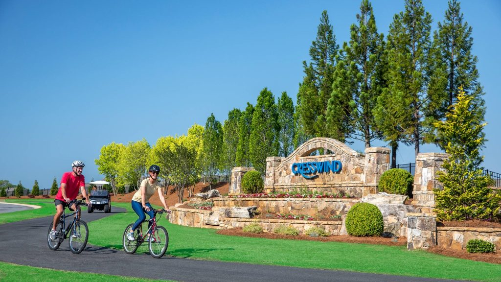 Cresswind Georgia Communities Experience Sales Success