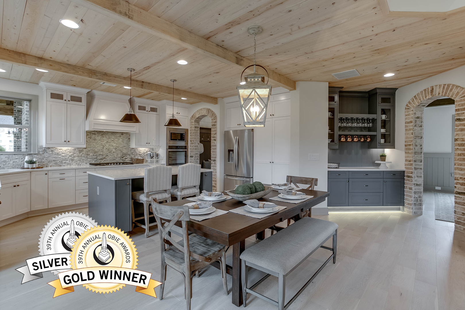 Montebello by SR Homes Recognized at 2019 OBIE Awards