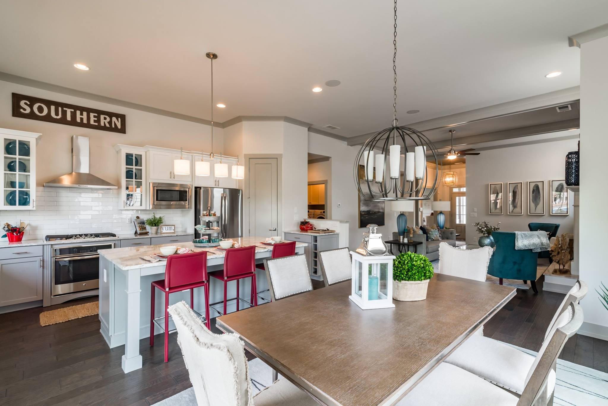 Crosby Design Group Celebrates its Award-Winning Model Homes