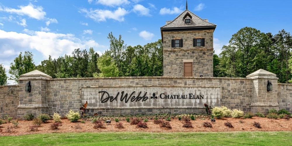 New Energy-Efficient Active-Adult Homes at Del Webb Chateau Elan