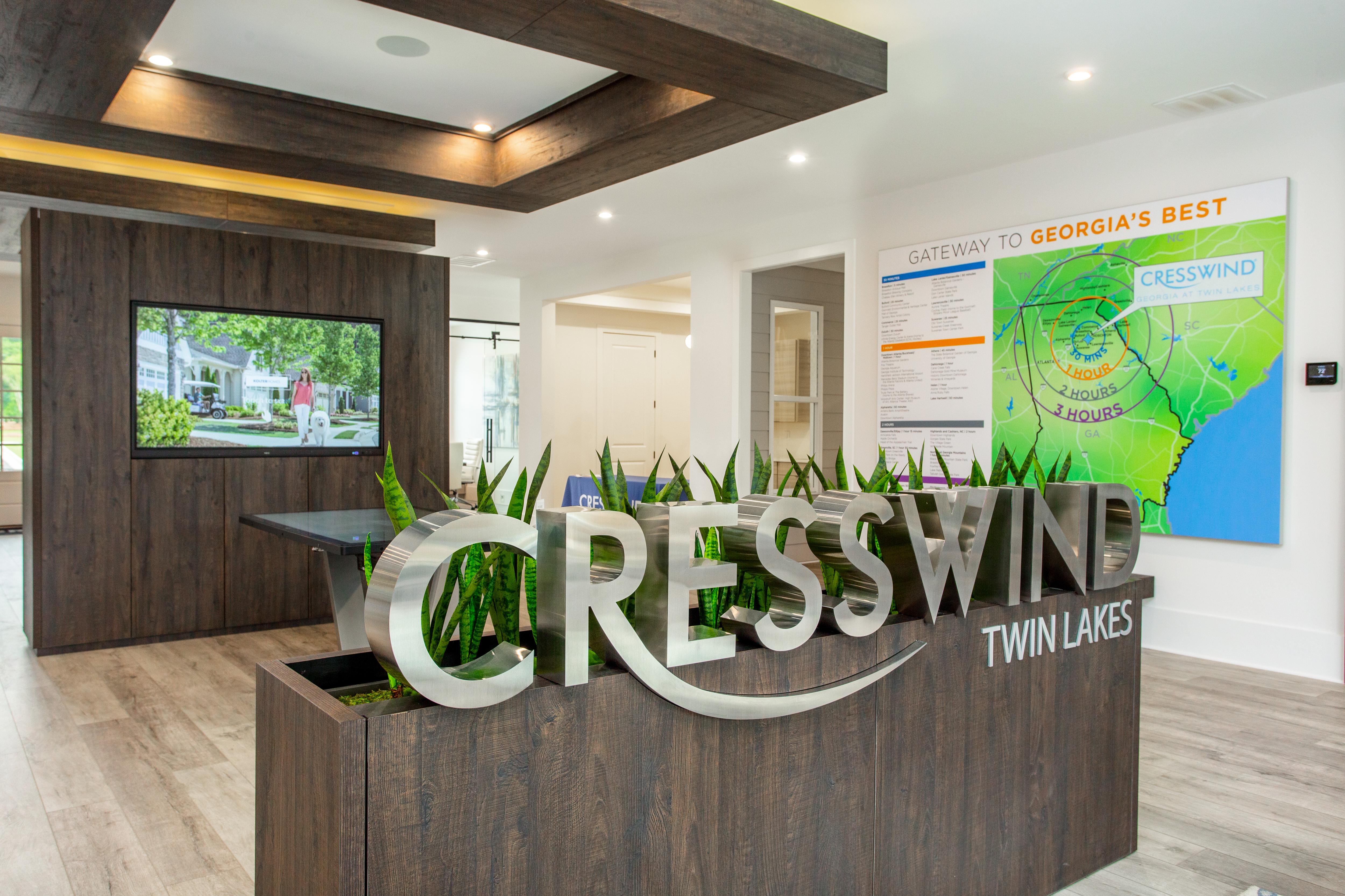 Cresswind Georgia Sales Center