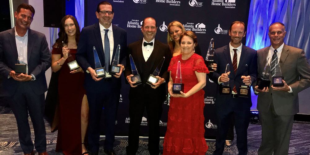 Kolter Homes Dominates at 2020 OBIE Awards with 17 Wins